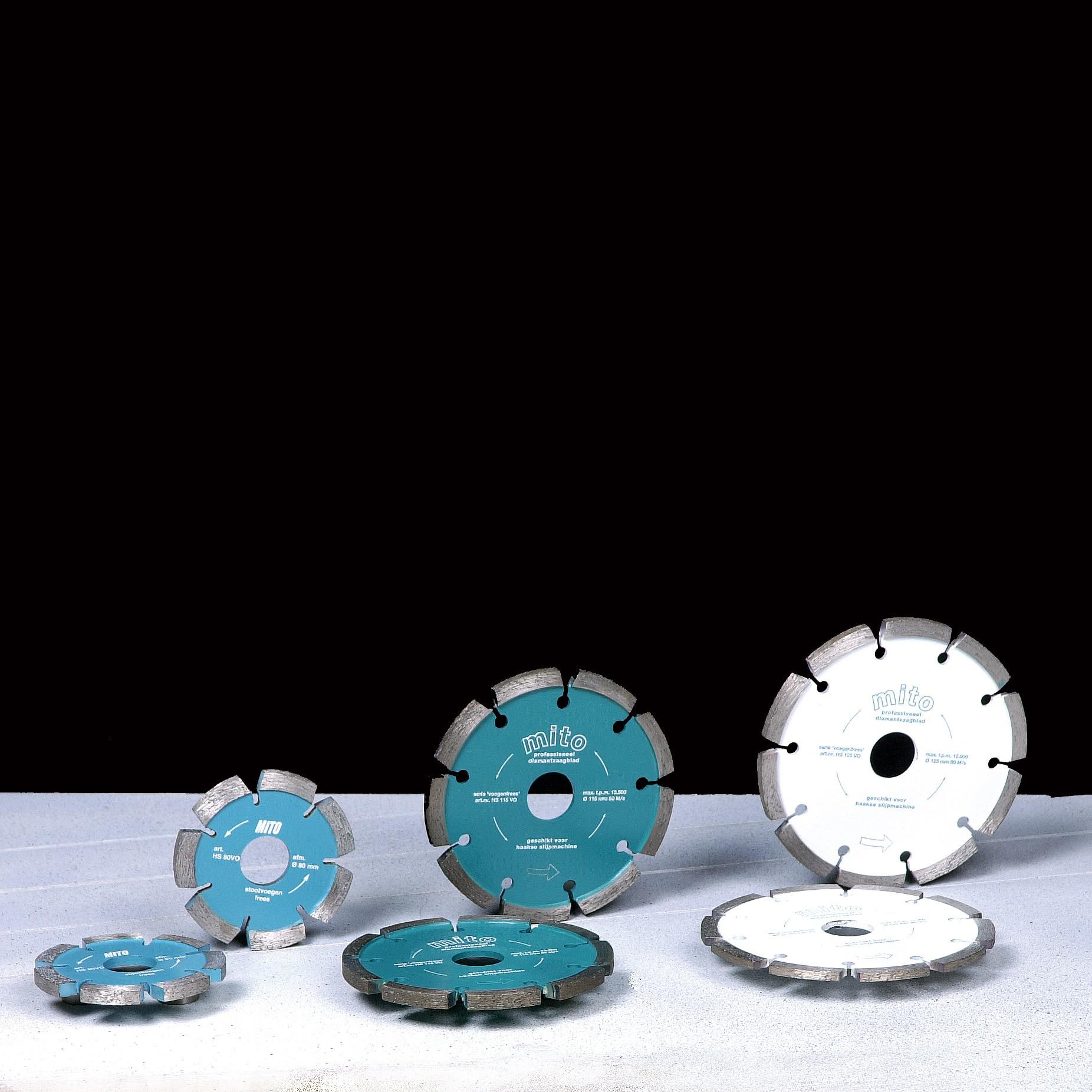 Diamant voegenfrees serie C