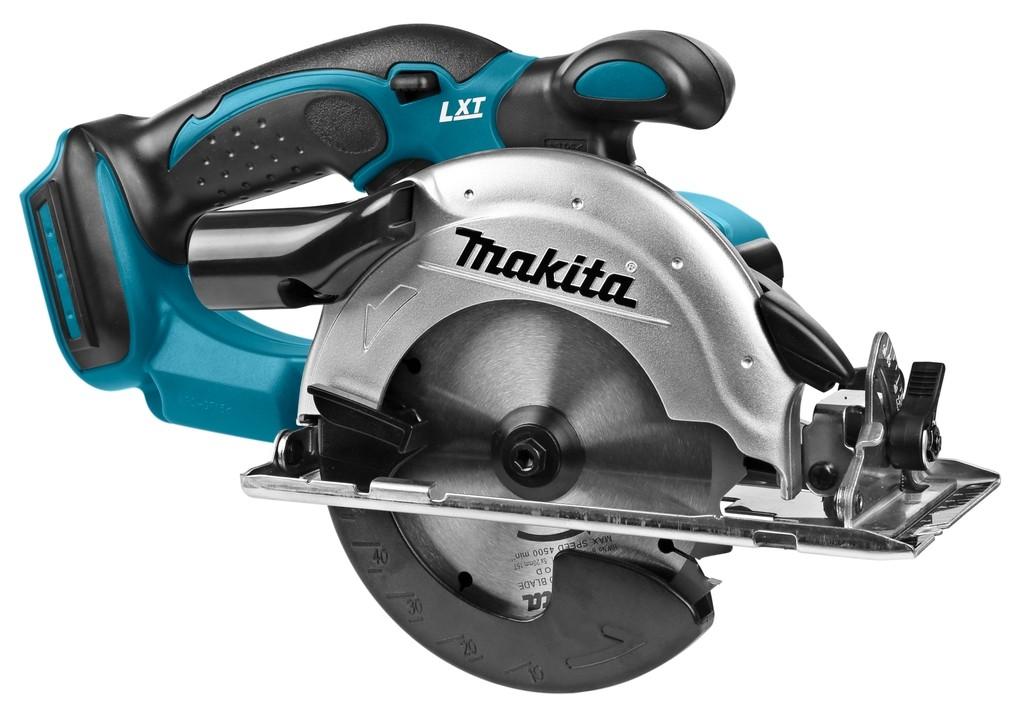 Makita DSS501ZJ Cirkelzaag 136 mm 18V