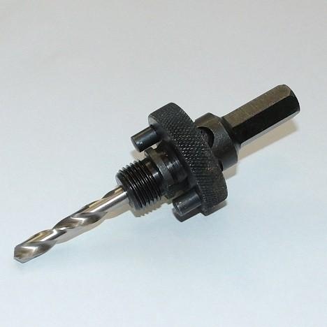 Gatzaag adapter zeskant 32-178mm