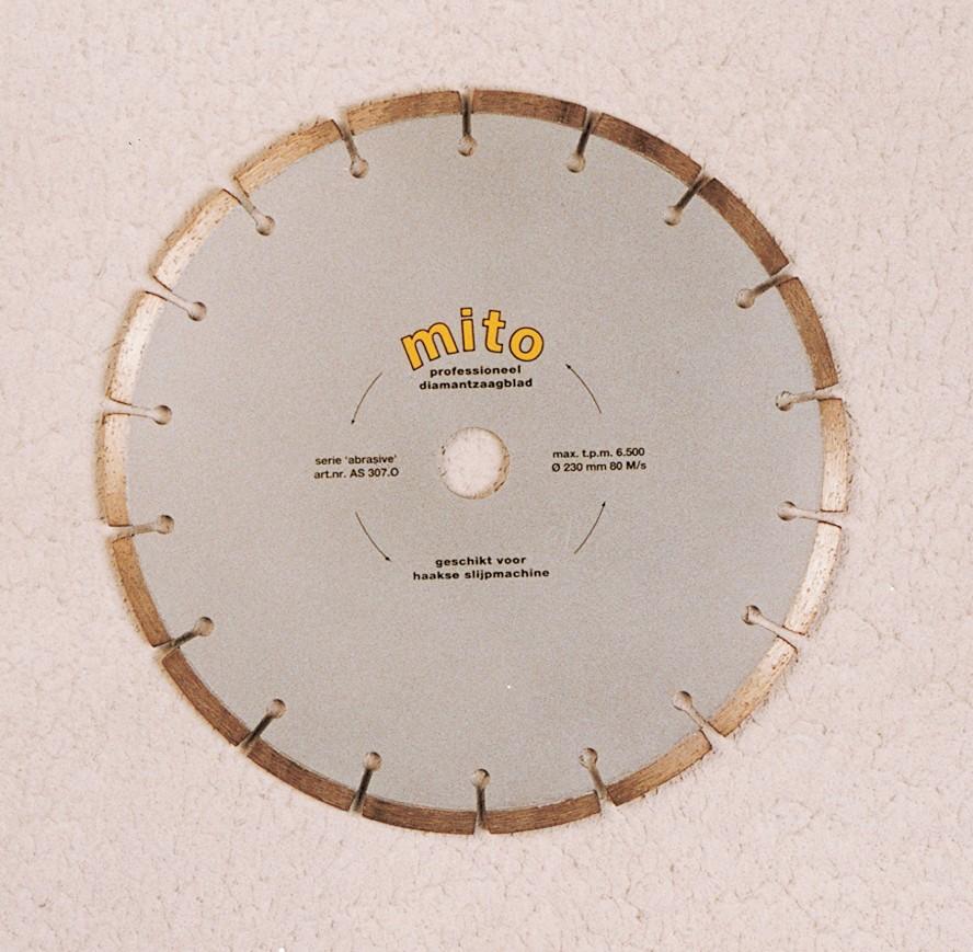 Diamantzaagblad serie AA - Abrasive