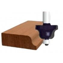 profielfrees met lagergeleiding Ø31,8mm H12,7mm
