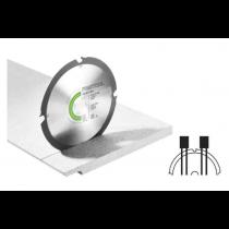 Diamant zaagblad Dia 160X2,2X20 DIA4 voor Festool TS 55