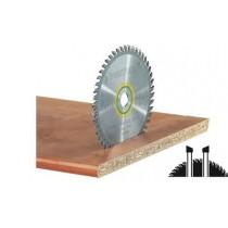 Fijngetand zaagblad (Dun) 160X1,8X20 W32 voor Festool HKC 55 (hl)