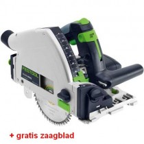Festool Invalcirkelzaagmachine TS 55 REBQ-Plus