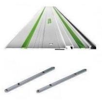 Festool FS1400/2 +2x FSV geleiderail verlengset