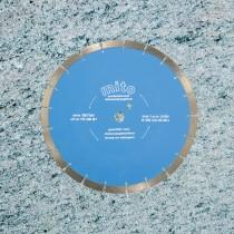 Diamantzaagblad serie PS - droog/nat - gesinterd - beton