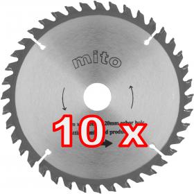HL 160 48 tanden - set van 10 stuks OP=OP-20 mm
